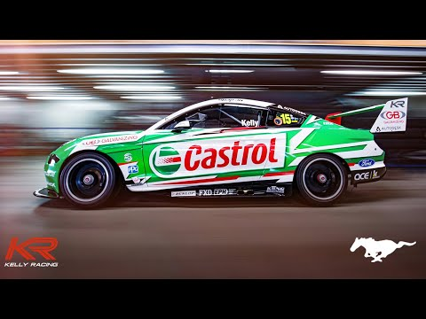 The road to Rick Kelly's Castrol Racing Mustang - Kelly Racing