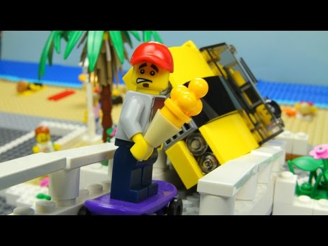 Lego Beach Movie
