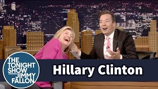 Hillary Clinton Impersonates Donald Trump