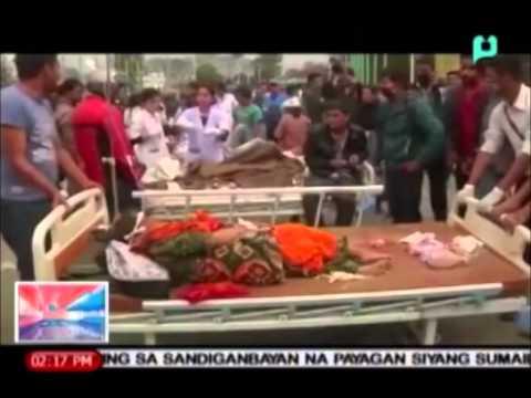 [News@1] Globalita: Mass grave sa mga biktima ng human trafficking sa Thailand