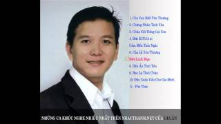 Những bài hát của Gia Ân nghe nhiều nhất trên nhacthanh.net