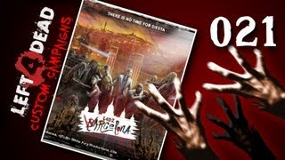 Left 4 Dead Custom Campaigns #021 - Vivaaaaa Españaaaa [deutsch] [720p]
