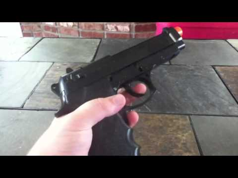 JLS 2010 M9 electric blowback review