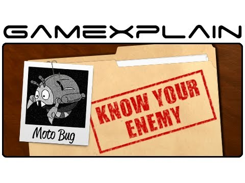 Know Your Enemy - Moto Bugs (Sonic the Hedgehog)