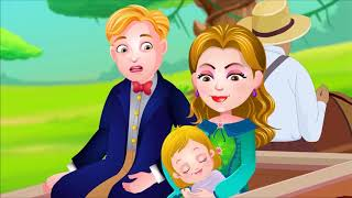 Rapunzel Story | Rapunzel Cartoon Story 2018 | Fairy Tales in English For Kids | Bedtime Stories