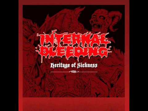 Internal Bleeding - Despoilment Of Rotting Flesh