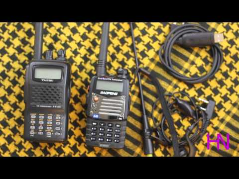 BaoFeng UV5RA HT Radio Review