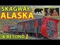 ALASKA RV Camping -- To SKAGWAY & BEYOND! (Skagway & the Stewart-Cassiar Highway)