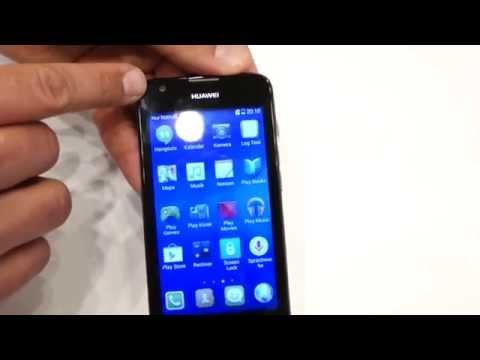 HUAWEI Ascend Y550 im Hands-on (deutsch) | AppDated