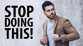 10 Ways Men Are Dressing Wrong | Men's Fashion 2017 | ALEX COSTA