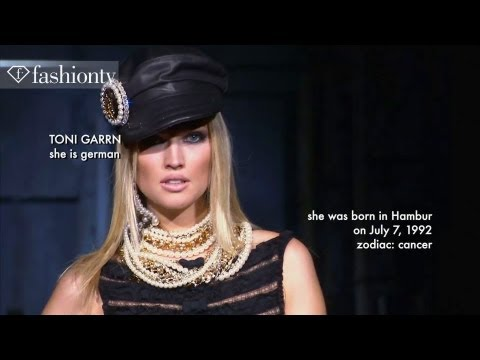 Toni Garrn + Lina Zhang: Top Models at Spring/Summer 2013 Fashion Week | FashionTV