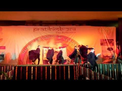 Karam Performance By Mit Ncc Troop'11.mov video