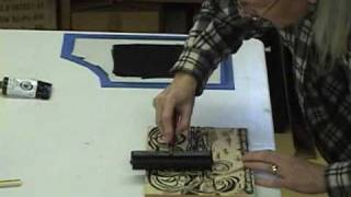 Woodblock Carving and Printing