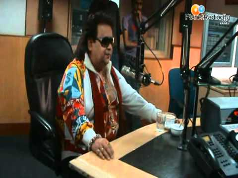 Bappi Lahiri With Rj Adaa 2 video