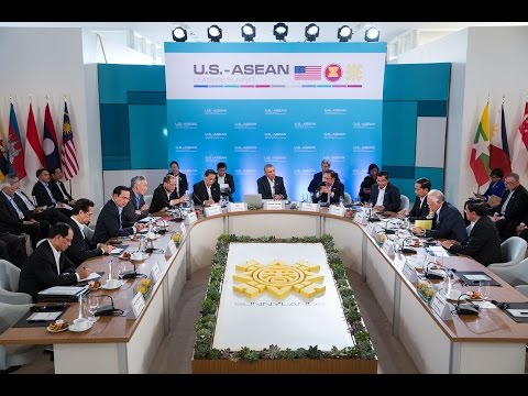 The President's Remarks at the Opening Session of the U.S.-ASEAN Summit