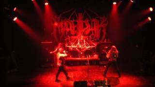 MARDUK - The Chance Theater (Feb 21, 2013)