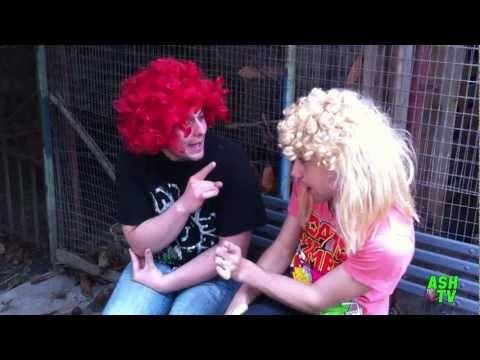 "ashTV 01 – Le avventure di ""Rosamunda e Cleofelia"""