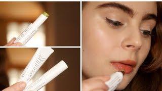 Milk Makeup Kush Lip Glaze & Lip Balm Review & Demo