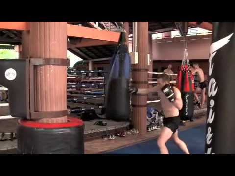 Muay Thai Training - Hardcore Image 1