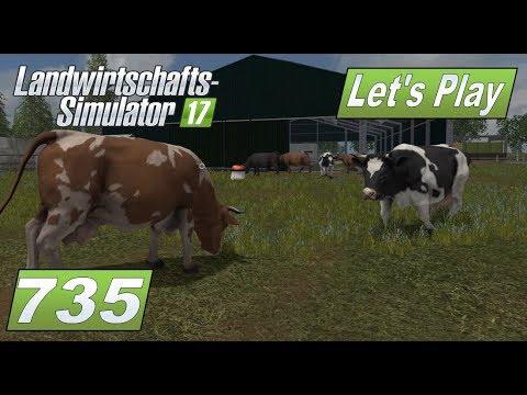 LS17 #735 Jetzt wollen die Tiere auch versorgt werden #Lets Play Landwirtschafts Simulator 2017