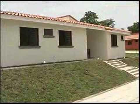 Houses in El Salvador