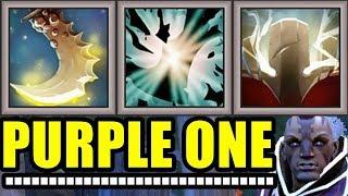 Jump Purple Anti-Mage    Dota 2 Ability Draft