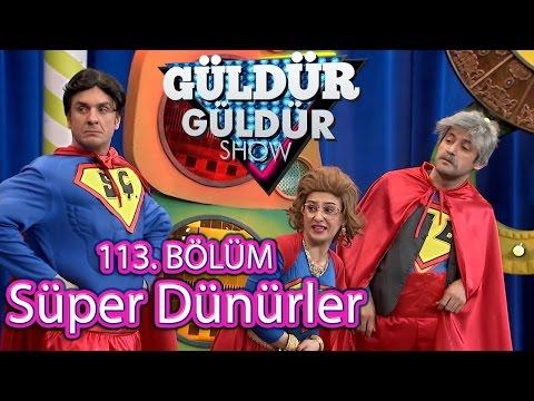 Güldür Güldür Show 113. Bölüm, Süper Dünürler Skeci
