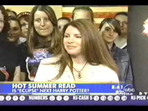 Stephenie Meyer on Good Morning America Video