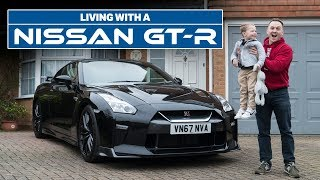 Living With A Nissan GT-R