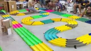 TAMIYA MINI 4WD (GS Haus of Hobbies) RACE Highlight 25th July 2014