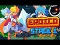 2D Pixel platformer - Eroico gameplay. Stage 1 completed.