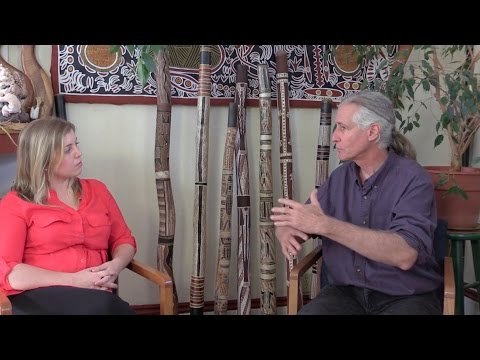 Interview With Australian Storyteller Paul Taylor About Aboriginal Creation Stories