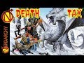 PAYING the DEATH TAX  Character Death, Back Up Characters, & Getting Back in the Game D&D Discussion