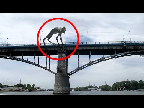 5 Mysterious Giants Captured On Camera
