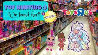 Doll Hunting with the Girls! March 2018 (we found Mystabella!)