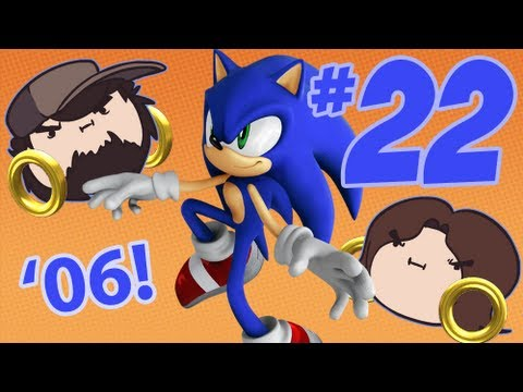 Sonic '06: Bat Face - PART 22 - Game Grumps