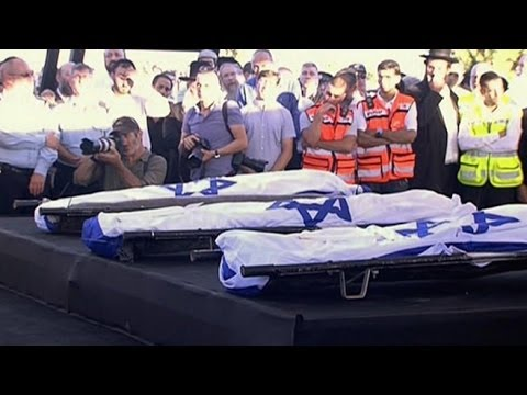 Funerals for Three Israeli Teens Found Dead Held Today; Tensions on the Rise