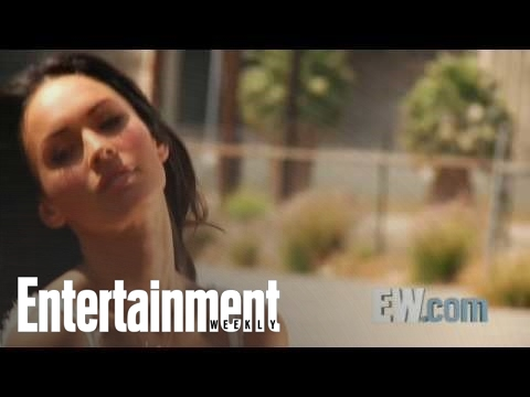 Megan Fox's Sexy EW Shoot! Video