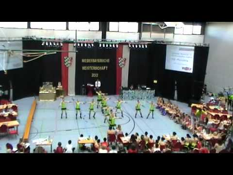 Piccolinis - Niederbayerische Meisterschaft 2012