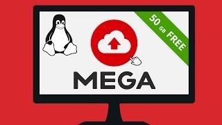 Mega Cloud on Linux