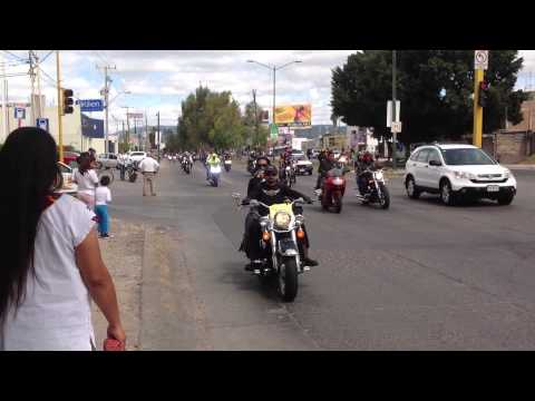 Moto Fiesta Leon Guanajuato 2014