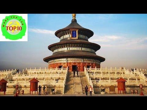 Top 10 Tourist Attractions in Beijing