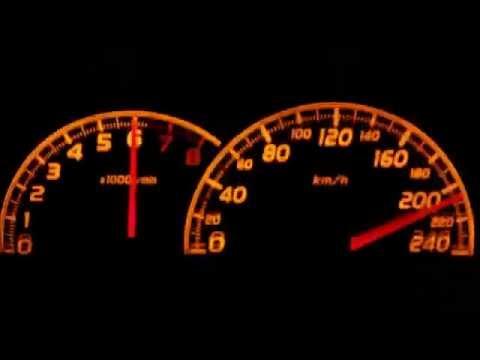 Toyota Yaris TS 1.8 0-210 km/h