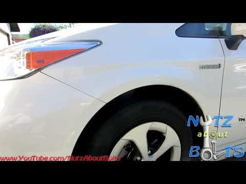 2010-2014 Toyota Prius Safety Recall E0E
