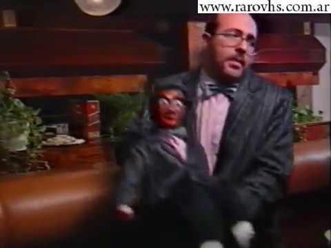 Marcelo y Cirilo (ventrilocuo argentino - VHS bizarro)