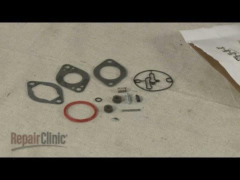 Carburetor Rebuild Kit - Briggs and Stratton Small Engine