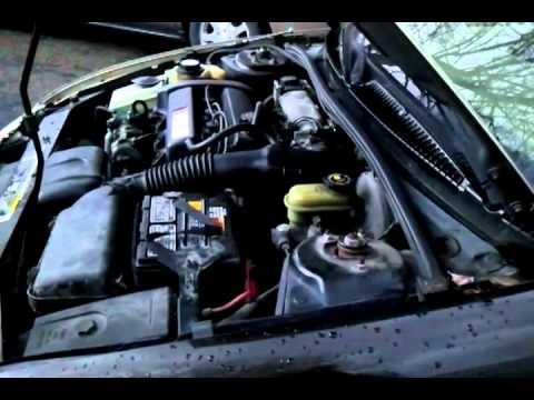 1997 Saturn SL2 Engine Problems - YouTube