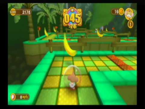 Super Monkey Ball: Banana Blitz Review  (Wii)