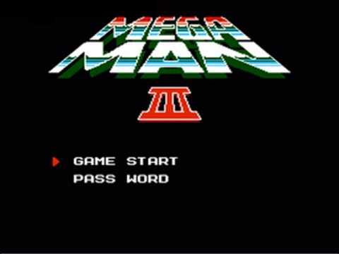 Mega Man 3 Intro Theme Clarinet and Tenor Sax Arranged