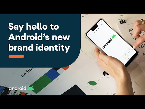 Say hello to Androidвs new brand identity